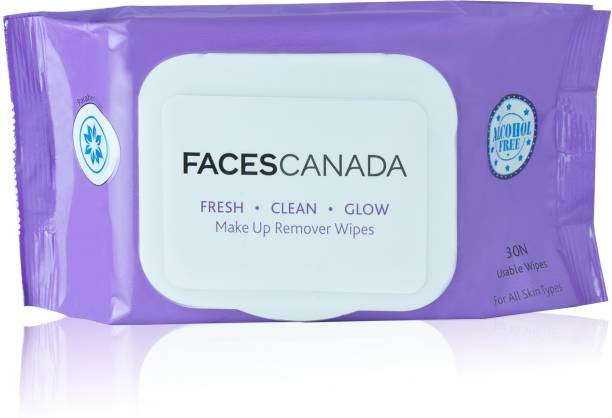 FACES CANADA Fresh Clean Glow 30N Makeup Remover
