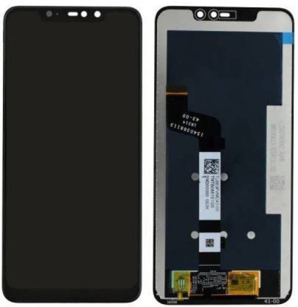 MATTRENDS IPS LCD Mobile Display for Xiaomi Redmi Note 6pro