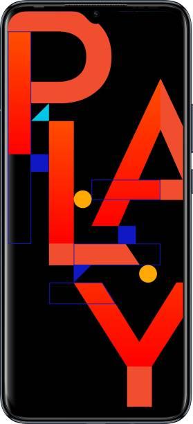 Infinix Hot 10 Play (Obsidian Black, 32 GB)