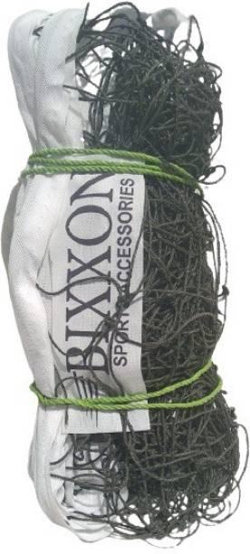 Bixxon Heavy Nylon Volleyball Net Pack of 1 Black Volleyball Net