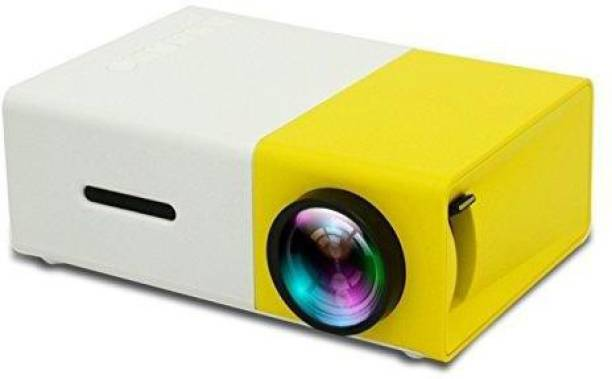 NXXTTNK 2300 lm LCD Corded Mobiles Portable Projector