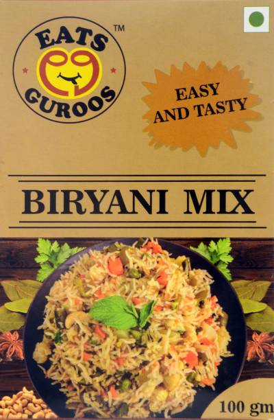 Eats Guroos Biryani Mix 100 g
