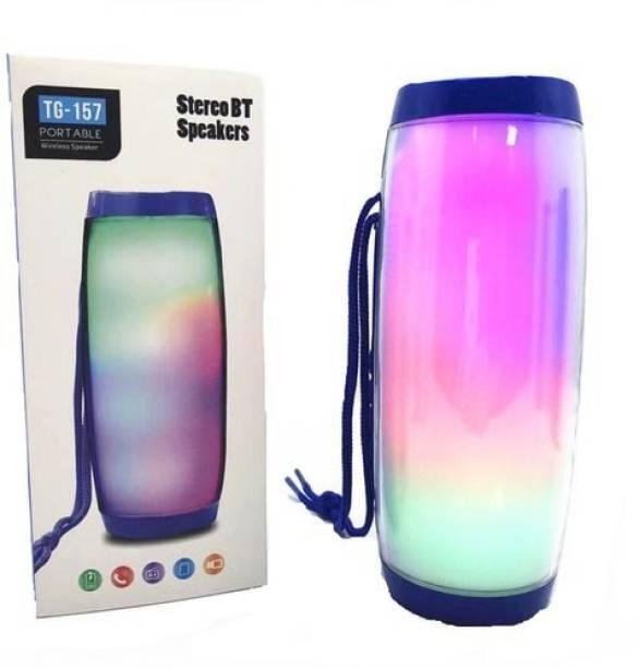 IMMUTABLE 644 _ RT-PRO-S TG157 BT LED LIGHT Wireless Speaker 15 W Bluetooth PA Speaker