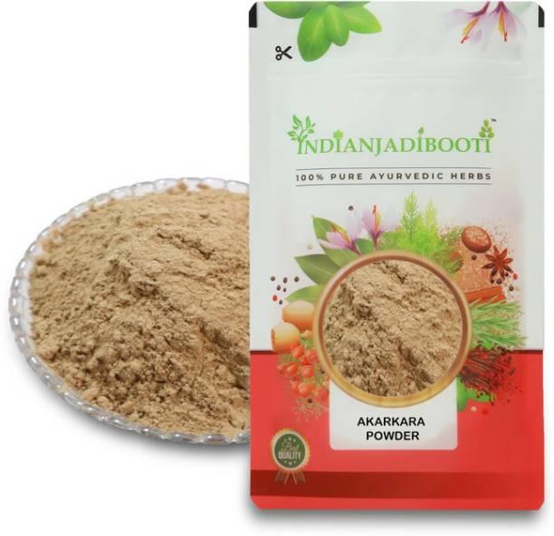IndianJadiBooti Akarkara Roots Powder - Akarkara Jadd Powder - Anacyclus pyrethrum - Pellitory Roots