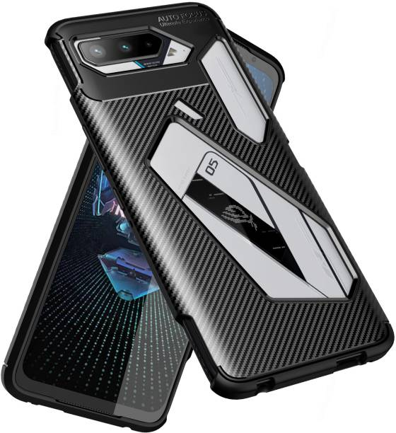 Golden Sand Back Cover for Asus ROG Phone 5, Asus ROG Phone 5 Pro, Asus ROG Phone 5 Ultimate