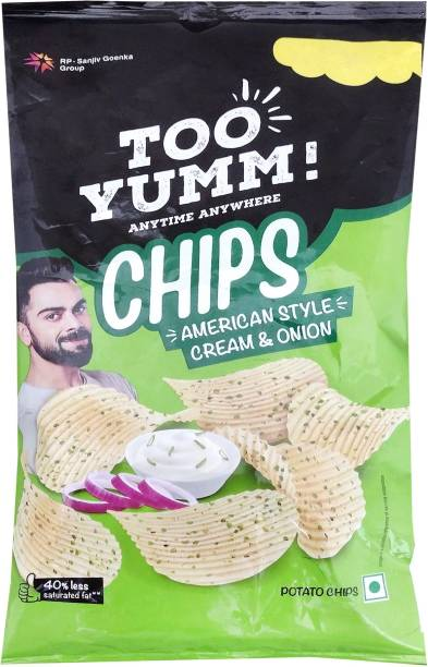 Too Yumm! American Style Cream and Onion Chips