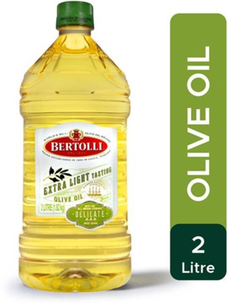 Bertolli Extra Light Olive Oil Plastic Bottle