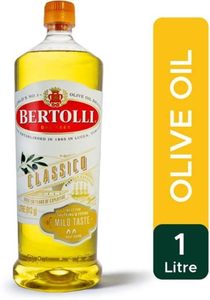 Bertolli Mild Taste Olive Oil Plastic Bottle