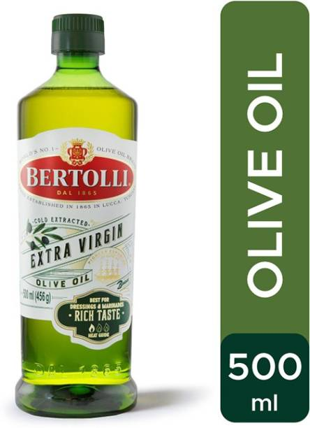 Bertolli Extra Virgin Olive Oil Plastic Bottle