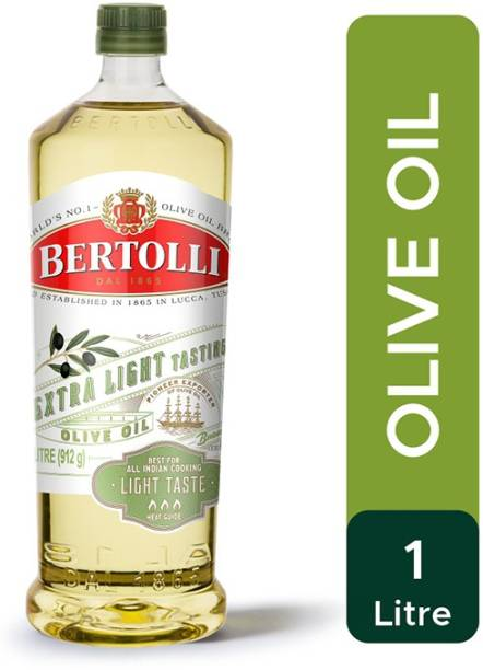 Bertolli Extra Light Olive Oil PET Bottle