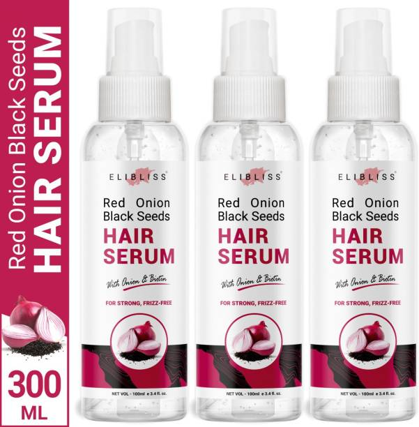 ELIBLISS Red Onion With Vitamin E Hair Serum