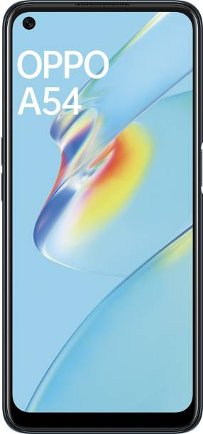 OPPO A54 (Crystal Black, 128 GB)