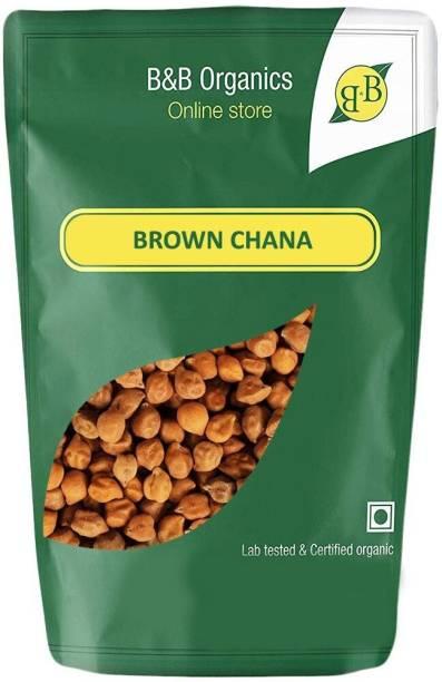 B&B Organics Brown Chana (Whole)