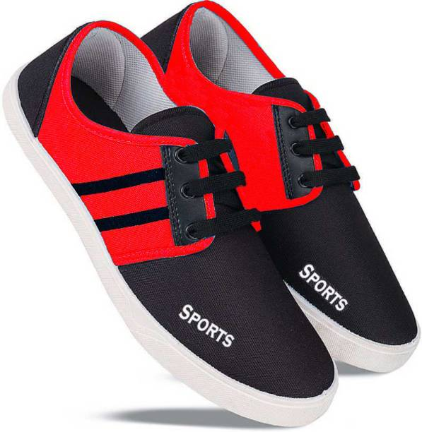 World Wear Footwear 5011-Latest Collection Stylish Casual Loafer Sneakers Shoes For Men Sneakers For Men