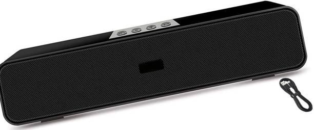 InEffable Wireless Portable Bluetooth speaker Mini sound bar 10 W Bluetooth Studio Monitor