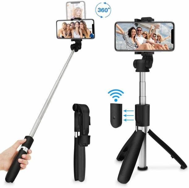 blue seed Bluetooth Selfie Stick