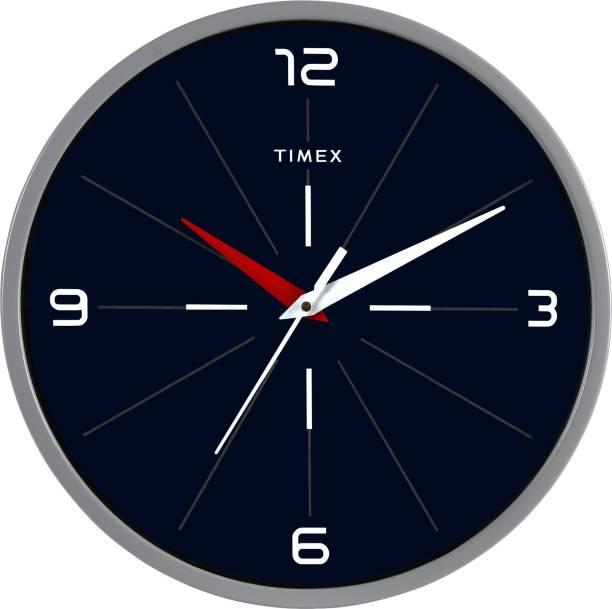 Timex Analog 29.5 cm X 29.5 cm Wall Clock