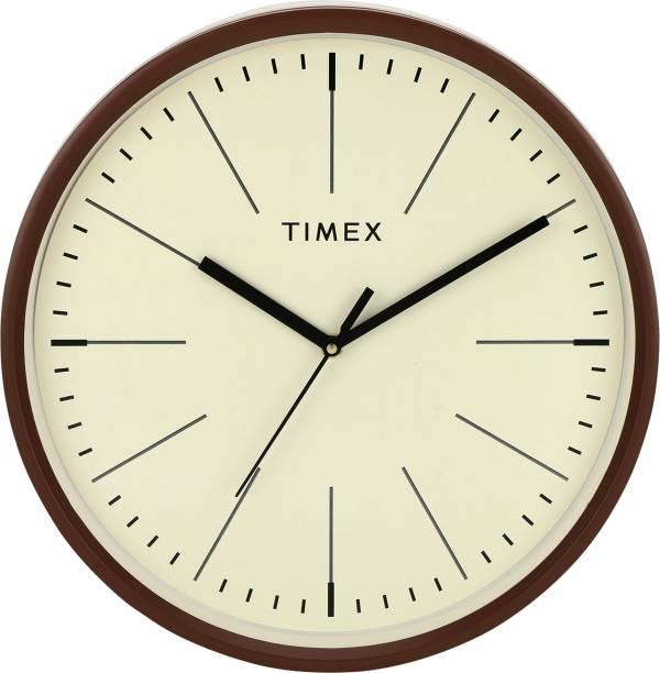Timex Analog 30.5 cm X 30.5 cm Wall Clock