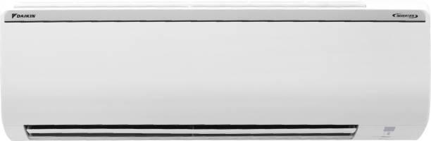 Daikin 1.5 Ton 5 Star Split Inverter with Anti Microbial Filter AC  - White