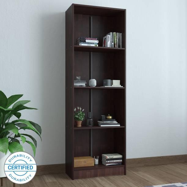 WOODNESS Venice Engineered Wood Open Book Shelf
