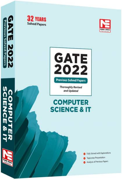 GATE 2022: Computer Science-IT Solved Papers