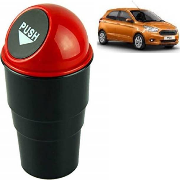 VAAMnational TRASH BIN RED-1 FIGO NEW Car Trash Bin Bag