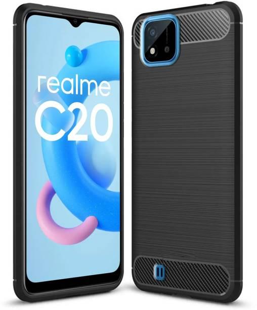CaseRepublic Back Cover for Realme C20