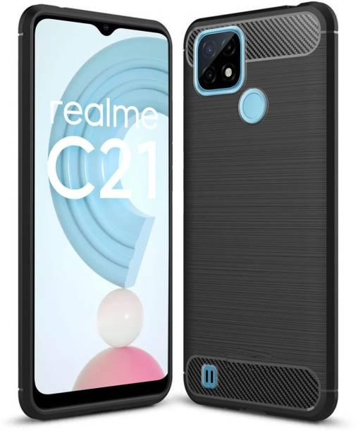 CaseRepublic Back Cover for Realme C21