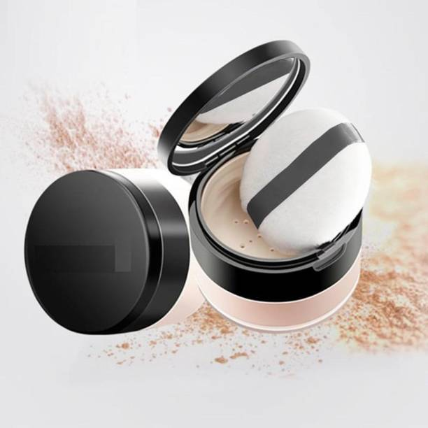 THTC BEST OIL FREE PROFESSIONAL REVOLUTIONARY MAKEUP COMPACT LOOSE POWDER Compact