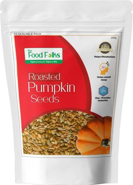 The Food Folks Roasted Pumpkin Seeds