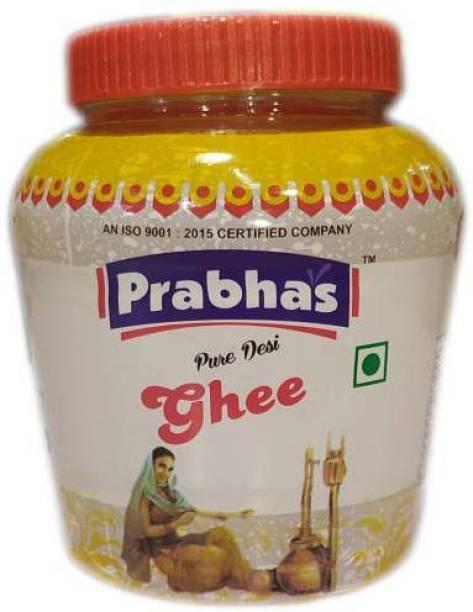 Prabhas Desi Ghee 910 g Mason Jar