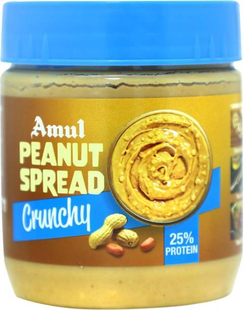 Amul Peanut Spread Crunchy 300 g