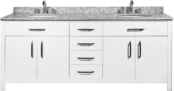 Oceanic6 Solid Wood Kitchen Cabinet