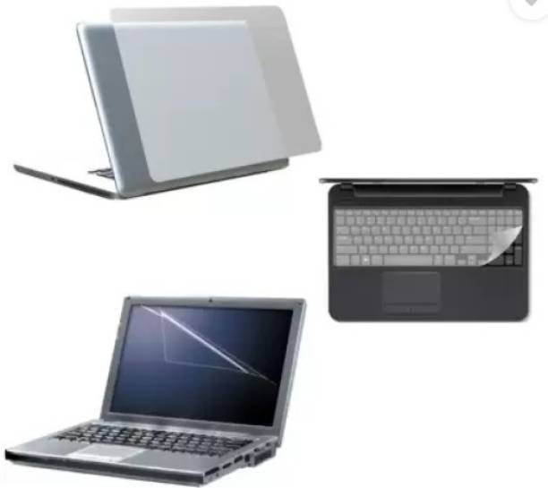 Express Solutionz 3 in 1 Laptop Guard for 14 inch Laptops Combo Set