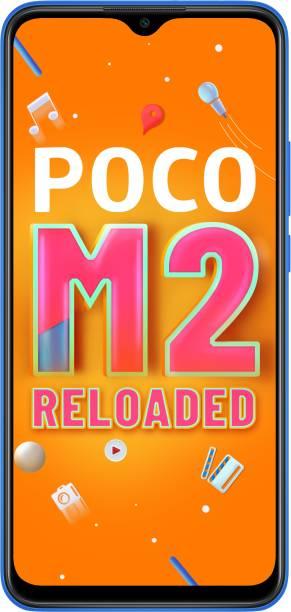 POCO M2 Reloaded (Mostly Blue, 64 GB)