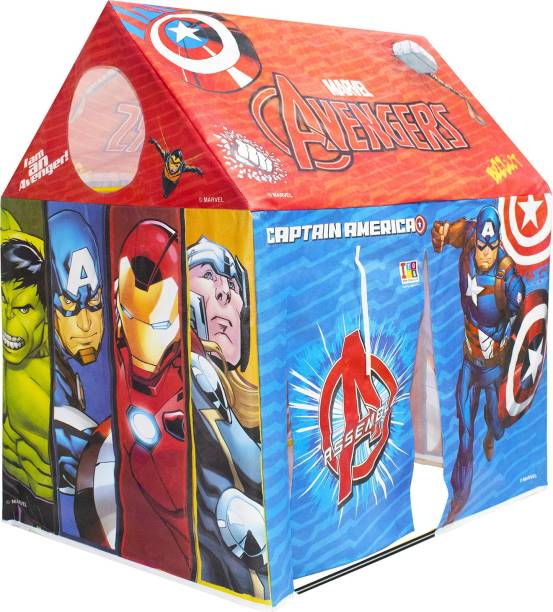 MARVEL Avengers Role Play Pipe Tent House for Kids