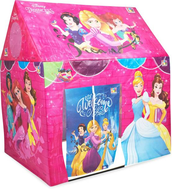 DISNEY Princess Role Play Pipe Tent House for Kids