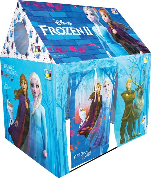 DISNEY Frozen-2�Role Play Pipe Tent House for Kids