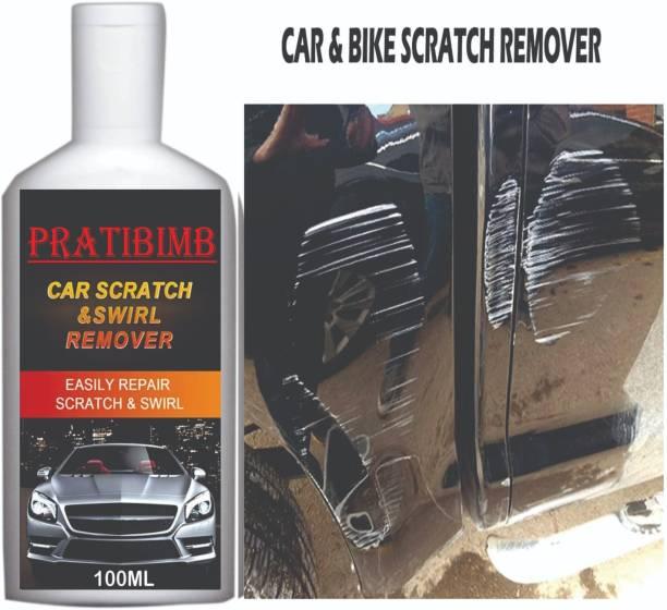 Pratibimb Scratch Remover Wax