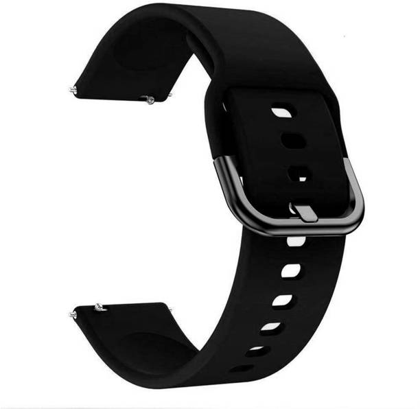 WEWIN Premium Silicone Replacement 20mm Band Straps Smart Watch Strap