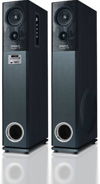 IMPEX THUNDER T3 80 W Bluetooth Tower Speaker