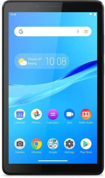 Lenovo Tab M7 1 GB RAM 16 GB ROM 7 inches with Wi-Fi+4G Tablet (Iron Grey)
