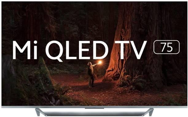 Mi Q1 189.34 cm (75 inch) QLED Ultra HD (4K) Smart Android TV