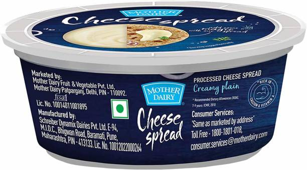 MOTHER DAIRY Cream cheese Spread