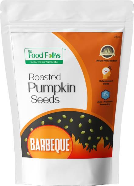 The Food Folks Barbeque Pumpkin Seeds