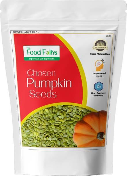 The Food Folks Raw Pumpkin Seeds