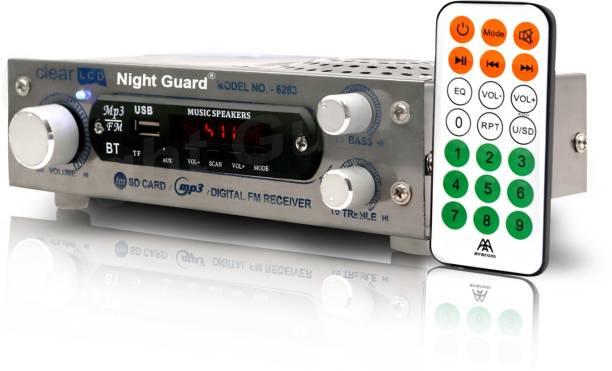 Night Guard NG Stockist AC/DC FM Radio Multimedia Speaker with Bluetooth, USB, SD Card, Aux FM Radio