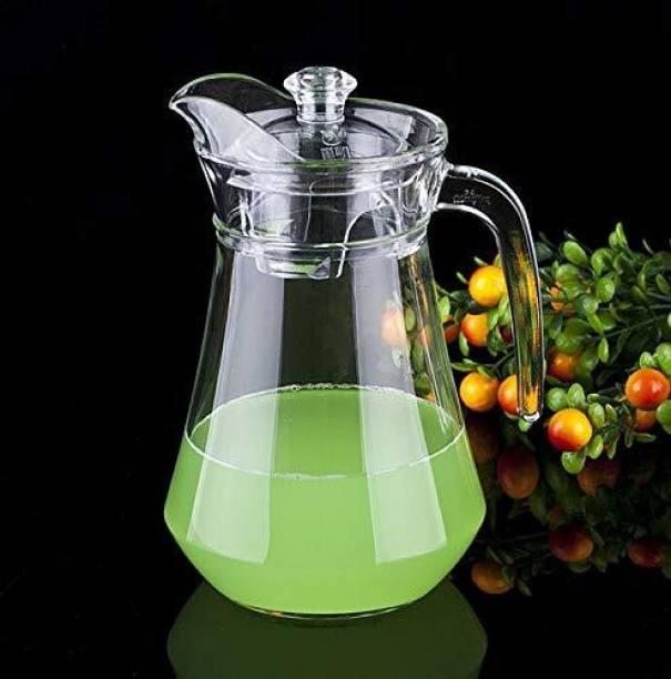 Coozico Glassware Imported Crystal Glass Carafes & Pitchers Jug Jug Glass Set