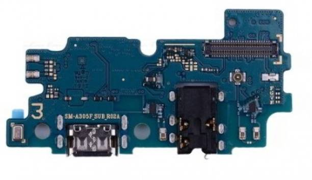 A-ONE RETAIL C306 A30 Charging PCB Complete Flex