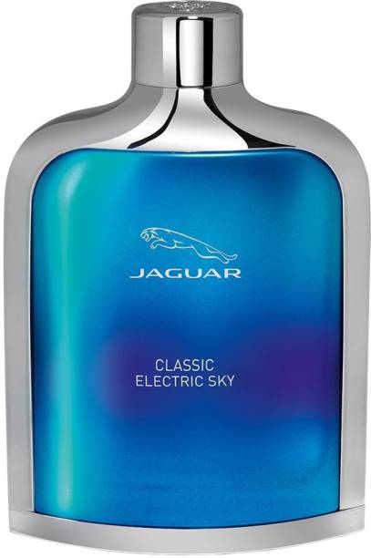 JAGUAR CLASSIC ELECTRIC SKY 100 ML EDT Eau de Toilette  -  100 ml